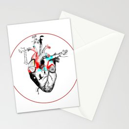 Growing Heart Stationery Cards