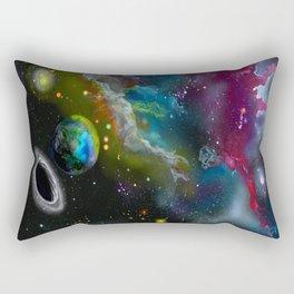 Earthbound Rectangular Pillow