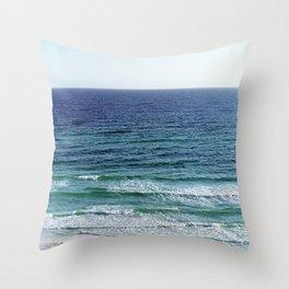 Gulf Coast Throw Pillow