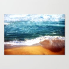 Colourful Seascapes Canvas Print