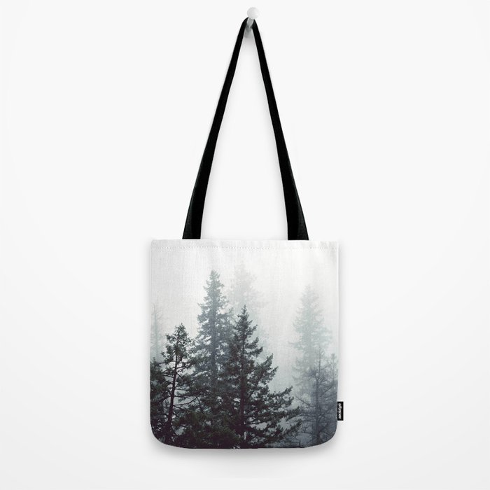 Deep in the Wild - Nature Photography Tote Bag
