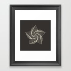 White Star Lines Framed Art Print