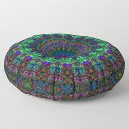 Mandala Sae Floor Pillow