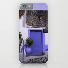 Home in Nazare iPhone Case