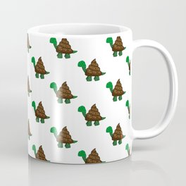 Turdle - Poop - Turtle - 57 Montgomery Art Coffee Mug