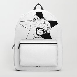 WHITE PANTHER STAR Backpack