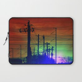 On the Grid Laptop Sleeve