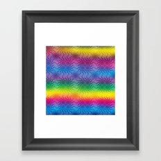 Sunny! Sunny! Sunny! Framed Art Print