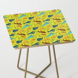 Crazy Fish Side Table