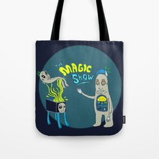 The Magic Show Tote Bag