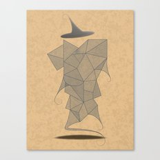 In Pursuit of the Magi Canvas Print