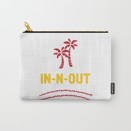 IN-N-OUT - Best burger Joint Carry-All Pouch