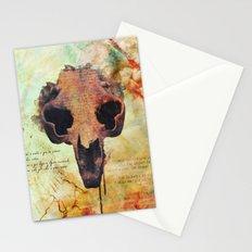 Crânio Dissonia Stationery Cards