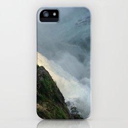 Niagara Sunsets iPhone Case
