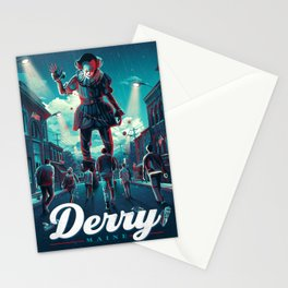 IT Welcomes You To Derry Stationery Cards