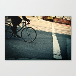 bike Canvas Print