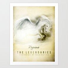 Pegasus Art Print