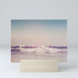 Pacific Waves III Mini Art Print