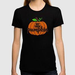 Hey There Pumpkin Fall Autumn T-shirt