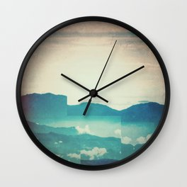 Fractions A18 Wall Clock