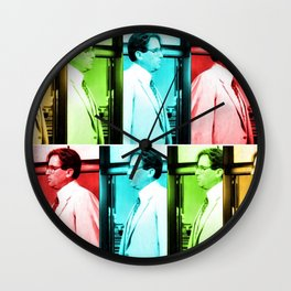 Progressive Regression Wall Clock