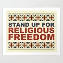 Stand Up For Religious Freedom by politics