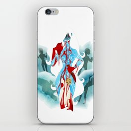 Marvel - Frost Giantess iPhone Skin