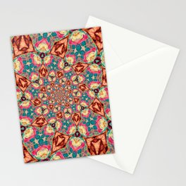 Wolven Threads Fractal Stationery Cards
