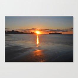 Good Harbor Beach Sunrise Gloucester MA Canvas Print