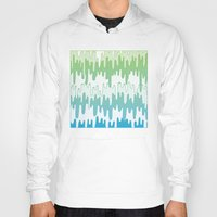 trippy Hoodies featuring Trippy Drippys by Joe Van Wetering