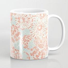 Celeste (Cream) Coffee Mug