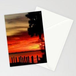 Majestic Sunset Stationery Cards