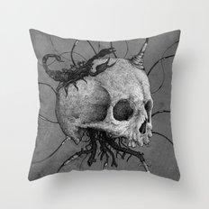Euthanasia Throw Pillow