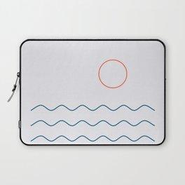 La Mer (Jour) Seascape Laptop Sleeve