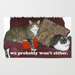 Cat Meme Rug