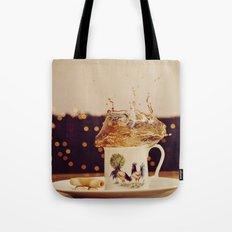 Splish Splash Sploosh Tote Bag