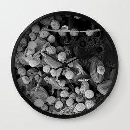 Nocopseudobacillum Wall Clock