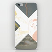 the xx iPhone & iPod Skins featuring XX by Itxaso Beistegui Illustrations