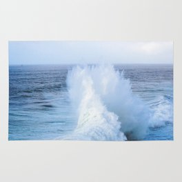 The Crash of the Wave Rug