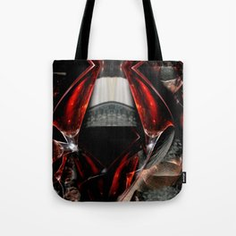 The Glass Gown Tote Bag