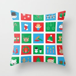 Christmas Collection Throw Pillow