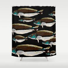 Trout Shower Curtain