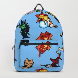 Geeky Cats Backpack