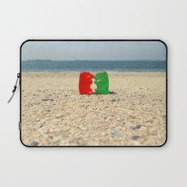 Gummy Bear Beach Kiss Laptop Sleeve