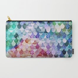 REALLY MERMAID FUNKY Carry-All Pouch