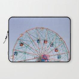 The Wonder Wheel Laptop Sleeve