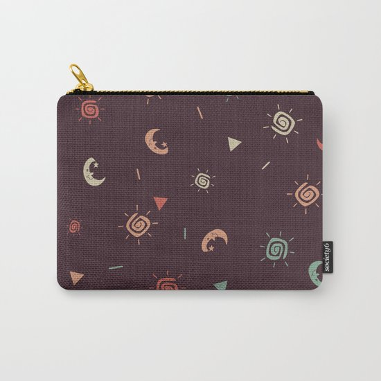 Day and night Carry-All Pouch