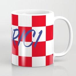 Lukas Modric number one Coffee Mug
