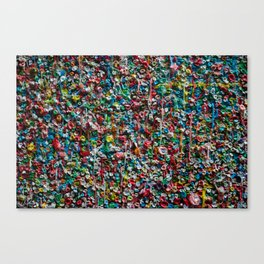Sticky Situation Canvas Print