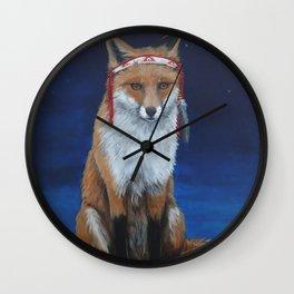 Nighthunter Wall Clock